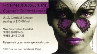 EYEMOODS.COM: The Contact Lenses