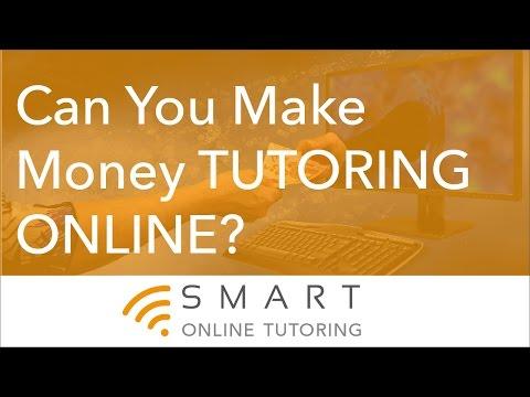 Can You Make Money Tutoring Online