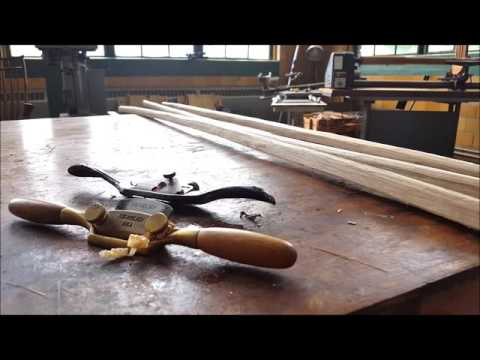 Making a Windsor Chair - Balloon Back