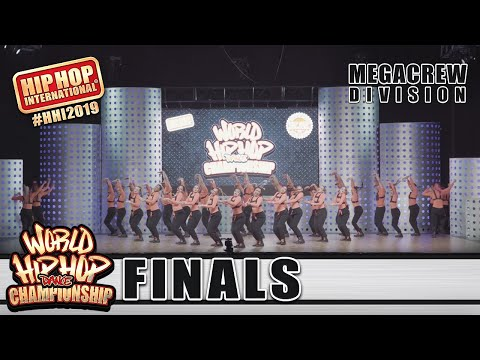 The Royal Family - New Zealand (MegaCrew Division) at HHI 2019 World Finals