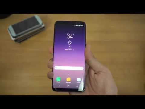 Samsung Galaxy S8 BIXBY Button Review