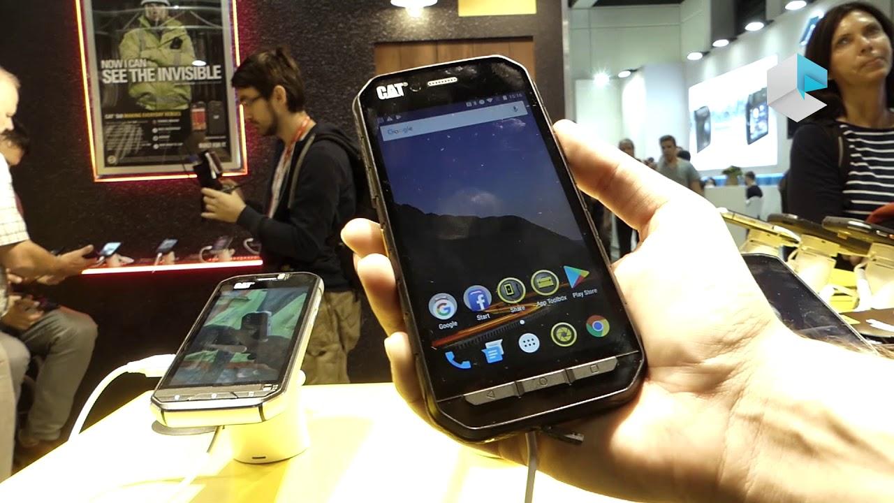 Cat S41 Rugged Phone Indistruttibile Con Batteria Da 5000 Mah Ita
