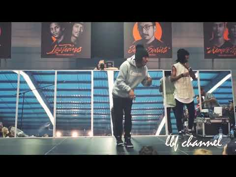Les Twins - Dancing To 'Ill Omen' M Lyve |