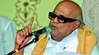 I will live for more days - Karunanidhi Speech - RedPix24x7