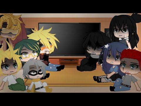 Pro Heroes React Manga Spoilers | 30k Special | Bnha