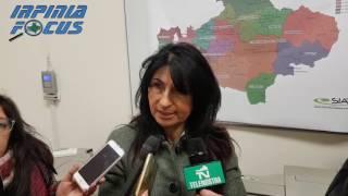 Sicurezza Trinunale di Avellino, parla la dirigente della Protezione Civile Ine Giannini