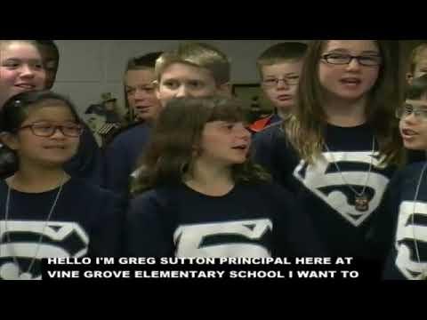 VIne Grove Elementary School Spotlight