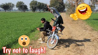 Most Funny Video 2019 | Funny Video Clips 2019 | Comedy Clips 2019 | Pakistani IdiotZ