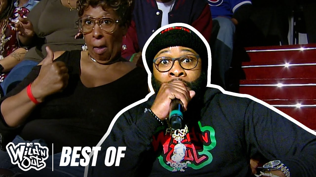 Best Of Cast vs. Audience SUPER Compilation 🙌 Wild 'N Out