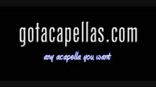 Michael Jackson - Give In To Me (Acapella)