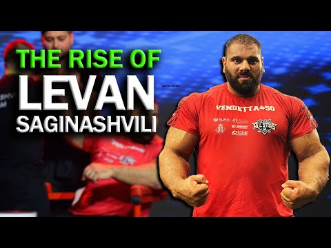 RISE OF LEVAN SAGINASHVILI (Georgian Armwrestling HULK Who Can Beat Him In 2019?)