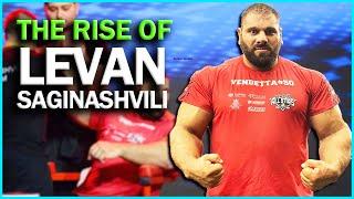 The Rise of Levan Saginashvili (2014-2019)