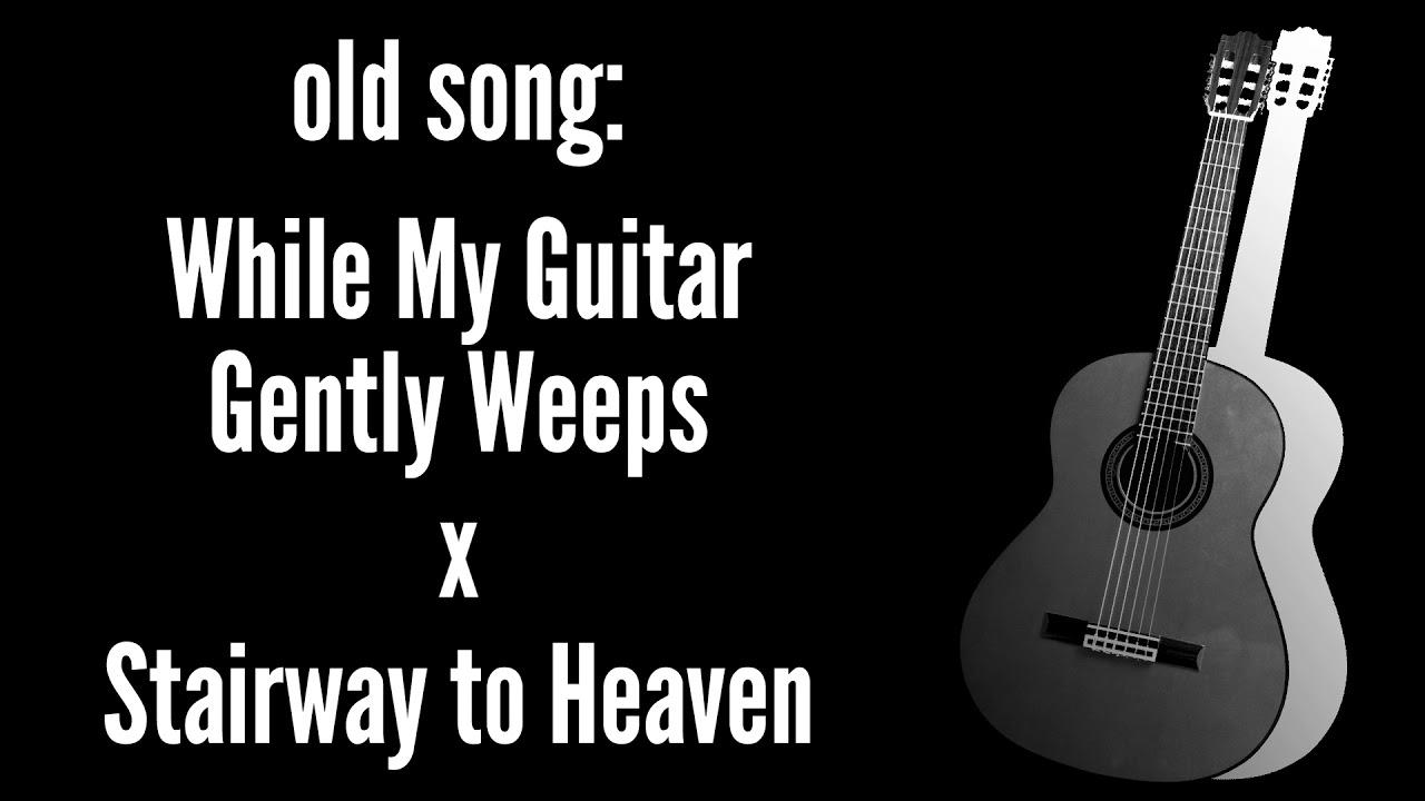 Fuck you gently guitar