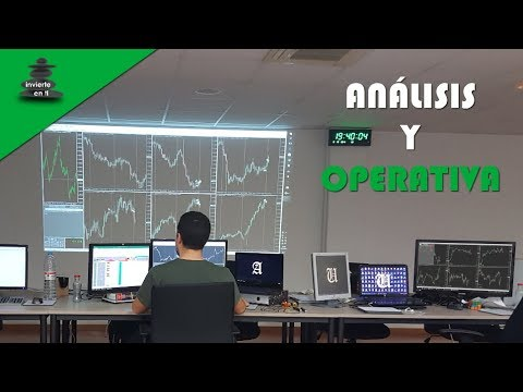 Operando en Vivo Forex Trading