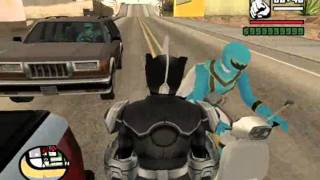 Gta Kamen Rider OOO (Combo Change Medley)