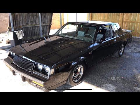 1987 Buick Grand National $18,900 Maple Motors