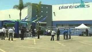 Plantronics Tijuana conmemoran 50 aniversario (PSN)