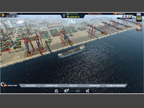 Transocean the Shipping Company   Gameplay chap  5