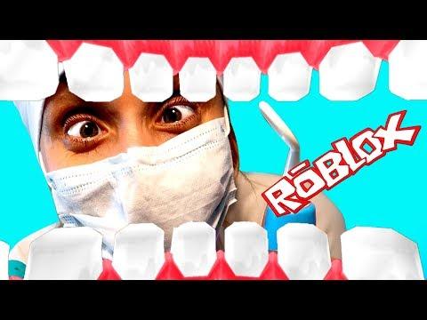 Чего боится Катя? Побег от Стоматолога РОБЛОКС смешное видео от Кати для детей Мы играем