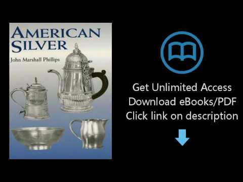 American Silver (Dover Jewelry and Metalwork)