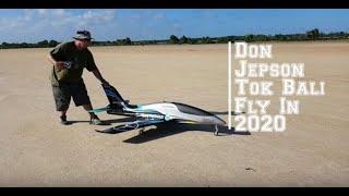 Pilot RC Predator - Don Jepson (Tok Bali Fly In 2020)