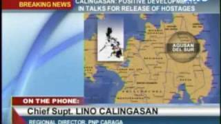 Armed group takes 75 hostages, many of them children, in Agusan