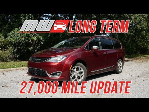 2017 Chrysler Pacifica | Long Term Update