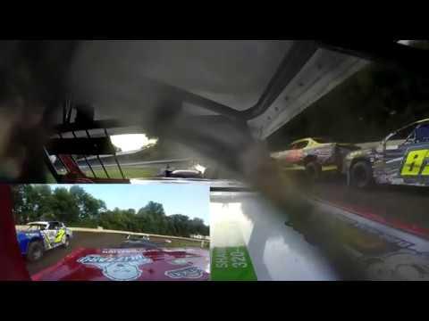 Jeff Crouse Racing.  KRA Speedway.  Street Stock.  7/26/18