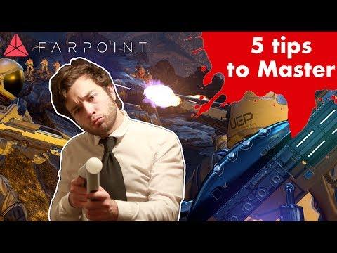 PSVR Review→5 Tips for Mastering Farpoint | GT Sport PSVR Showcase | New PSVR Game Trailers