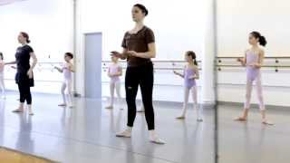 Joffrey Ballet School NYC Children