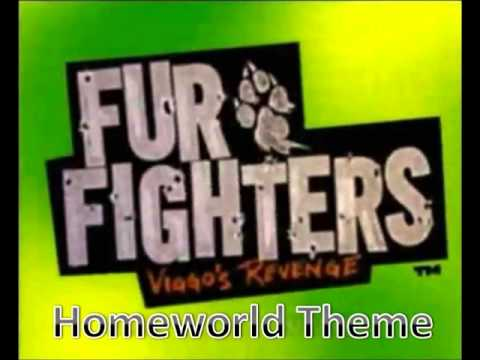 Fur Fighters Music: Homeworld (Extended)