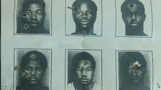 Old mugshots used as targets by police