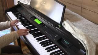 ピアノの音だけでなく、オーケストラ風な音も入っています。 フロッピー...