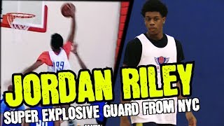 2021 Jordan Riley MOST EXPLOSIVE PLAYER AT Crossroads Elite Camp
