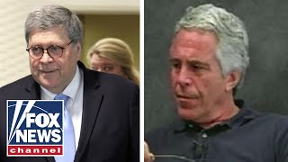 AG Barr raises questions about Jeffrey Epstein's death
