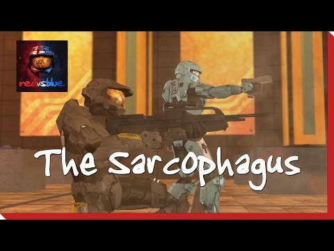 The Sarcophagus – Episode 15 – Red vs. Blue Season 9