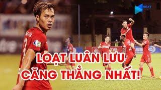 Than Quảng Ninh - HAGL | Loạt luân lưu căng thẳng nhất lịch sử bóng đá Việt Nam | NEXT SPORTS
