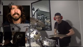 Download lagu Foo Fighters The Pretender Drum Cover by AGR4 MP3