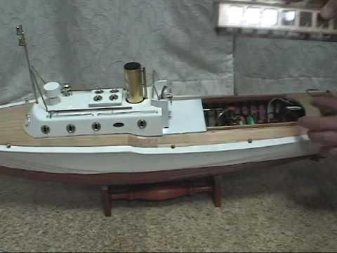 RC Steam Ship SAKURA