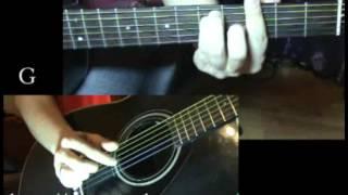 Жуки - Батарейка (Уроки игры на гитаре Guitarist.kz)