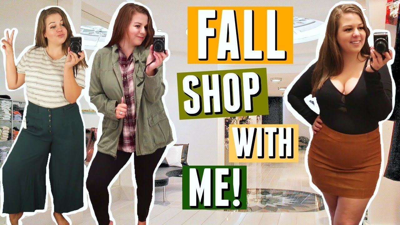[VIDEO] - Inside the Dressing Room: Fall Outfits Try On 2018! 2