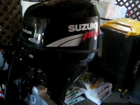 Suzuki   Stroke Outboard