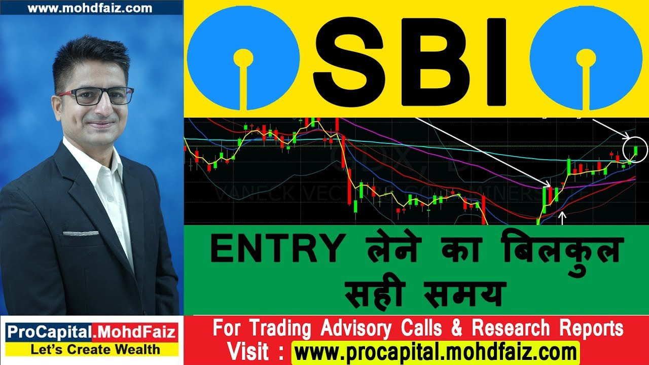 Sbi Entry À¤² À¤¨ À¤• À¤¬ À¤²à¤• À¤² À¤¸à¤¹ À¤¸à¤®à¤¯ Sbi Share Price Today Youtube