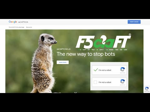 Google ReCAPTCHA Using In PHP Contact Form | Free Project | Tamil | F5Craft -Web Development Company