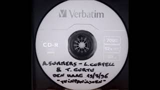 ANDY SUMMERS/LARRY CORYELL/TRILOK GURTU - Live in Den Haag 1996 (FM RADIO)