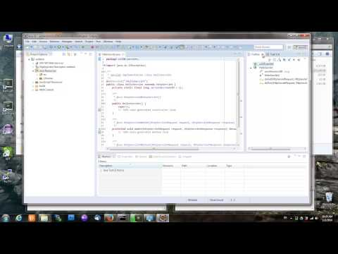 Web Development with Eclipse and Tomcat