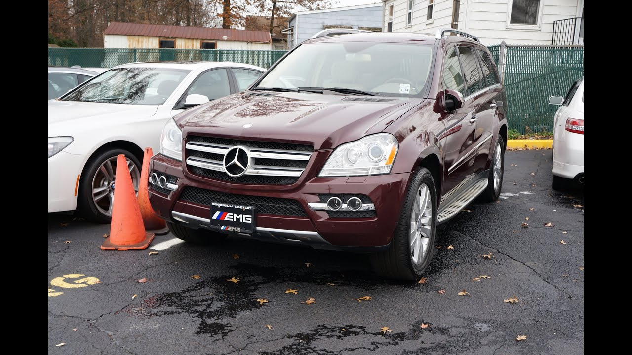 2010 mercedes benz gl class gl450 4matic west caldwell nj 07006