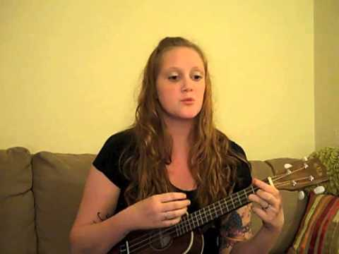 Alison Kraus Cover - Down to the River to Pray, Ukelele - YouTube