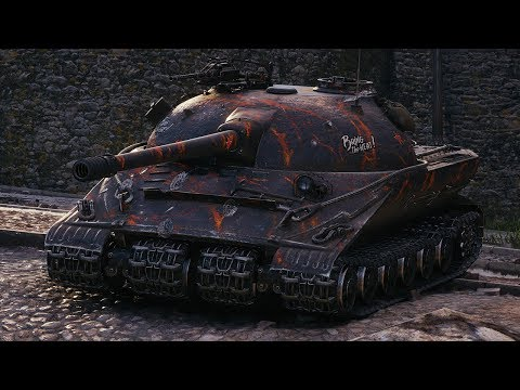 World Of Tanks Object 279 (e) - 10 Kills 12,7K Damage (1 VS 8)