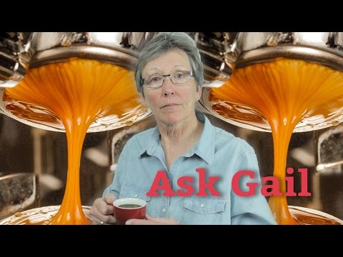 Ask Gail: Correct Volumes For Espresso Shots?